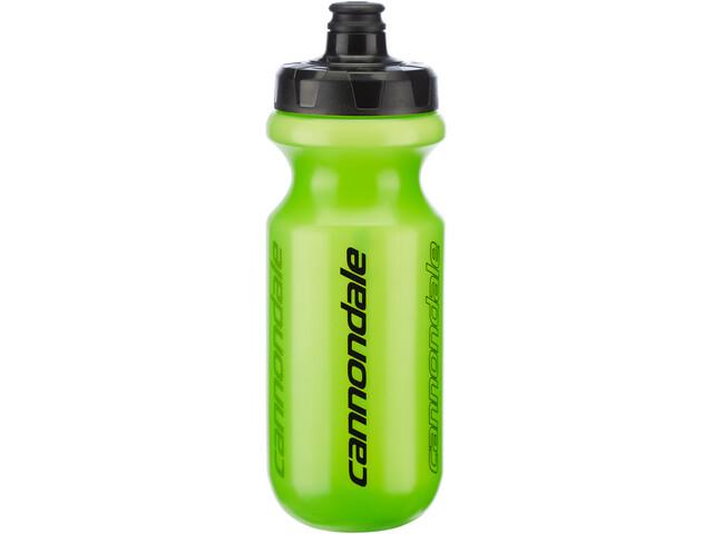 Cannondale Logo Fade Gourde 570 ml, trans green/black